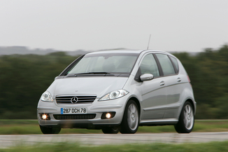 MERCEDES-BENZ Classe A 170 Avantgarde Contact