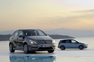 MERCEDES-BENZ Classe B 200 CDI Fascination