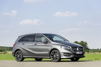 MERCEDES-BENZ Classe B 220 d Fascination 7G-DCT