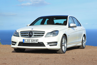 MERCEDES-BENZ Classe C 220 CDI Avantgarde Executive