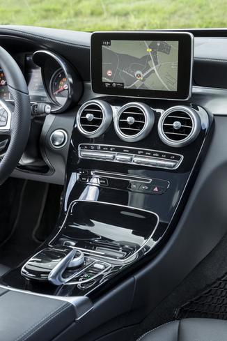 Fiche Technique Mercedes Benz Classe C Iv W205 220 Bluetec