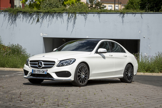MERCEDES-BENZ Classe C 200 BlueTEC Fascination 7G-Tronic Plus