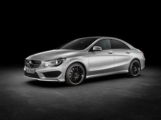 MERCEDES-BENZ CLA 180 CDI Fascination