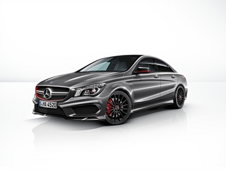 Mercedes benz classe cla fascination