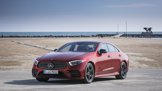 MERCEDES-BENZ Classe CLS 350 d 286ch Launch Edition 4Matic 9G-Tronic