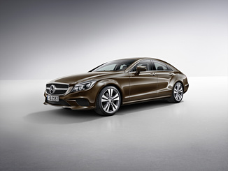 MERCEDES-BENZ Classe CLS 250 BlueTEC Fascination 9G-Tronic