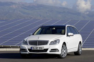 MERCEDES-BENZ Classe C Break 180 CDI Business
