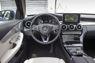 Fiche Technique Mercedes Benz Classe C Break Iv S205 220
