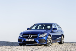MERCEDES-BENZ Classe C Break 200 BlueTEC Sportline 7G-Tronic Plus