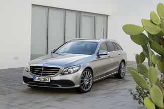 MERCEDES-BENZ Classe C Break 200 d 150ch Avantgarde Line 9G-Tronic