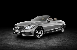 MERCEDES-BENZ Classe C Cabriolet 250 211ch Fascination 9G-Tronic