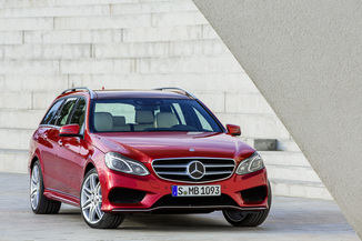 MERCEDES-BENZ Classe E Break 200 BlueTEC Sportline