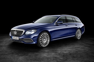 MERCEDES-BENZ Classe E Break 220 d 194ch Fascination 9G-Tronic
