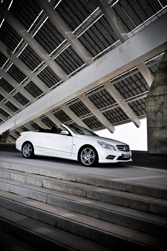 MERCEDES-BENZ Classe E Cabriolet 350 CDI BE Executive 7GTro