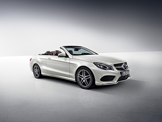 MERCEDES-BENZ Classe E Cabriolet 350 BlueTEC Fascination 7GTronic+