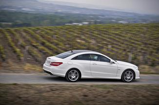 Mercedes Benz Classe E Coupe  Cdi Executive Gtro