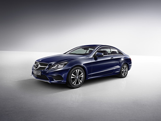 MERCEDES-BENZ Classe E Coupe 220 CDI