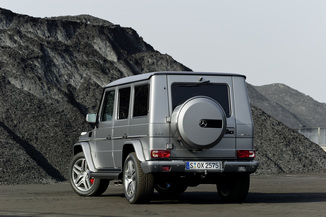 fiche technique mercedes benz classe g 65 amg 630ch break long color block 7g tronic speedshift