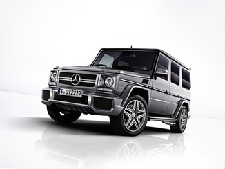 MERCEDES-BENZ Classe G 350 BlueTEC Break Long 7G-Tronic +