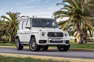 MERCEDES-BENZ Classe G 63 AMG 585ch Speedshift Plus