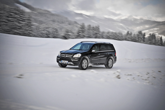 MERCEDES-BENZ Classe GL 350 CDI BE 7pl