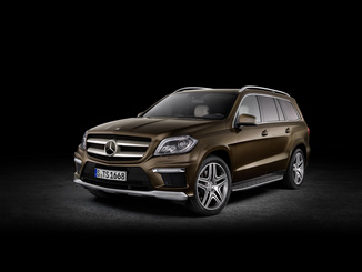 MERCEDES-BENZ Classe GL Génération I (X166) Phase 3 63 AMG 4 Matic 7G-Tronic Speedshift +
