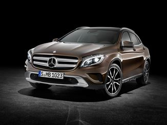 MERCEDES-BENZ Classe GLA 220 CDI Fascination 7G-DCT