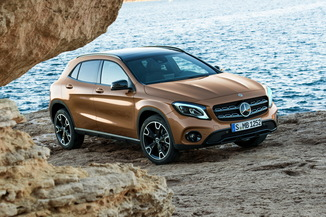 MERCEDES-BENZ Classe GLA 180 122ch Business Executive Edition 7G-DCT Euro6d-T