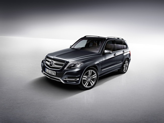 MERCEDES-BENZ Classe GLK 220 CDI 4Matic 7GTronic +