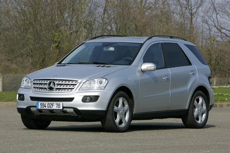MERCEDES-BENZ Classe ML 280 CDI Pack Luxe