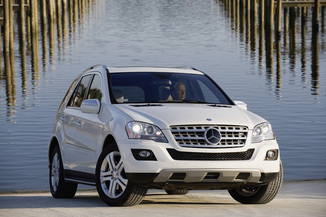 MERCEDES-BENZ Classe ML 500 V8 Pack Sport