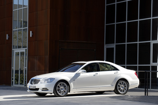 MERCEDES-BENZ Classe S 350 BlueTEC 4 Matic L