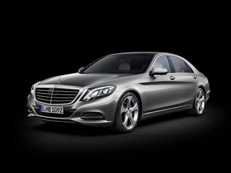 MERCEDES-BENZ Classe S 350 d Fascination L 4Matic 9G-Tronic