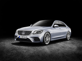 MERCEDES-BENZ Classe S 350 d 286ch Executive 4Matic 9G-Tronic Euro6c