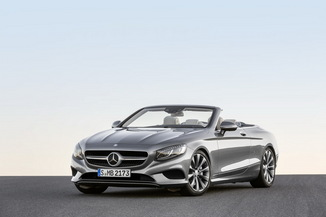 MERCEDES-BENZ Classe S Cabriolet 65 AMG 7G-Tronic Speedshift Plus AMG