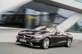 MERCEDES-BENZ Classe S Cabriolet 65 AMG Speedshift Plus AMG