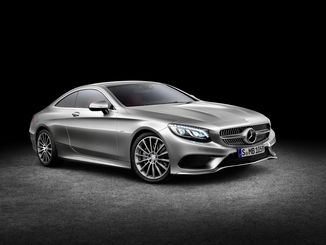 MERCEDES-BENZ Classe S Coupe/CL