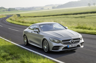 MERCEDES-BENZ Classe S Coupe/CL 65 AMG Speedshift Plus AMG