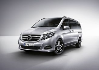 MERCEDES-BENZ Classe V 250 BlueTEC 4Matic Compact 7G-Tronic Plus