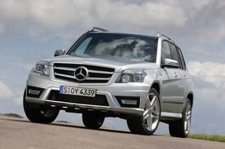 MERCEDES-BENZ Classe GLK 220 CDI BE 4 Matic Black Edition