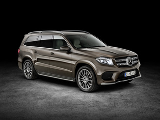 MERCEDES-BENZ GLS Génération I (X166) Phase 1 350d 258ch Executive 4Matic 9G-Tronic