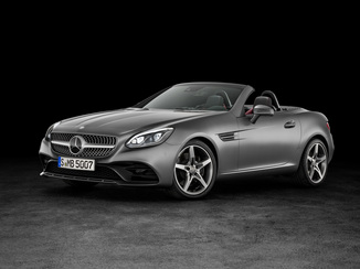 MERCEDES-BENZ SLC 250 d 204ch Fascination 9G-Tronic