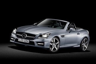 MERCEDES-BENZ Classe SLK 55 AMG Contact 7GTro