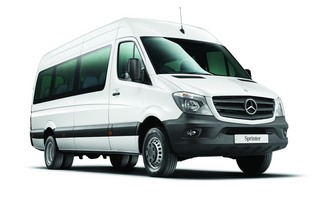 MERCEDES-BENZ Sprinter 313 CDI BE 43S 3T5 4X2