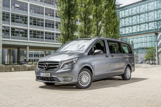 MERCEDES-BENZ Vito 119 BlueTech Tourer Long Select 7G-TRONIC PLUS