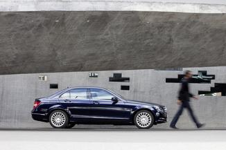 Photos MERCEDES-BENZ CLASSE C 250 CDI BE Avtgrde