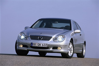 MERCEDES-BENZ Classe C Coupe Sport 200K 1.8 Optimum