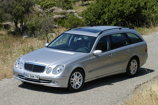 MERCEDES-BENZ Classe E Break 280 V6 Avantgarde 4 Matic BA