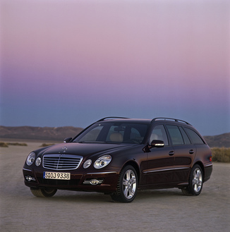 MERCEDES-BENZ Classe E Break 220 CDI Elegance