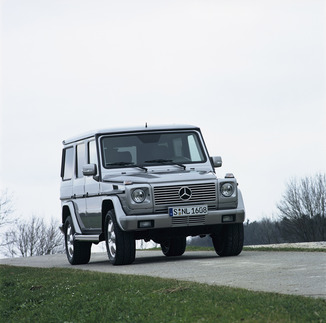 MERCEDES-BENZ Classe G 500 Break Court 7GTro